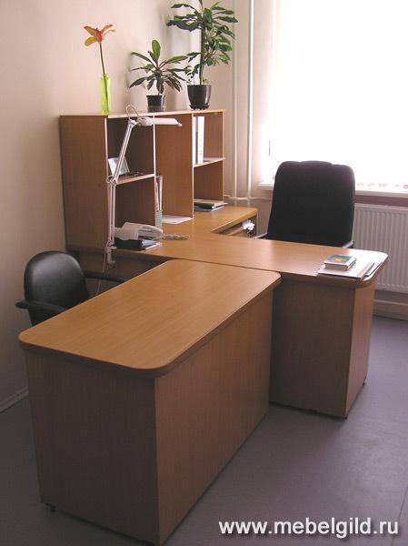 Мебель для офиса №9 в Лечебно-Диагностический Центр (г. Москва)