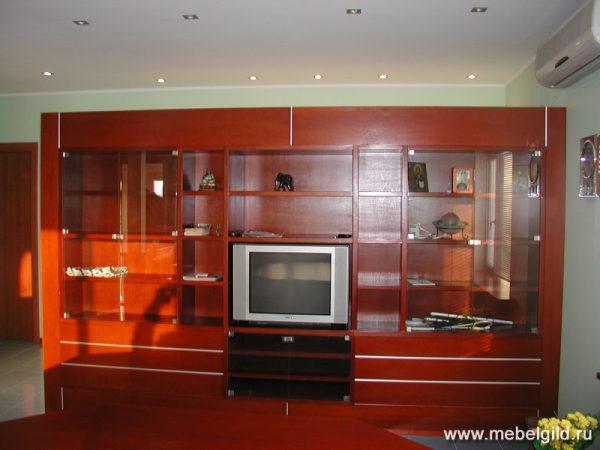 Актуальный дизайн интерьера мебели гостиной в Подольске