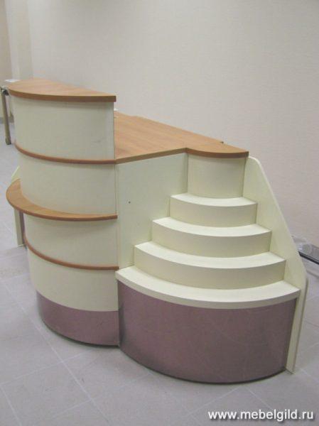 Аптечная мебель - привлекательная и опрятная, но прочная