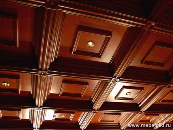 Изготовление декоративных потолков и стеновых панелей