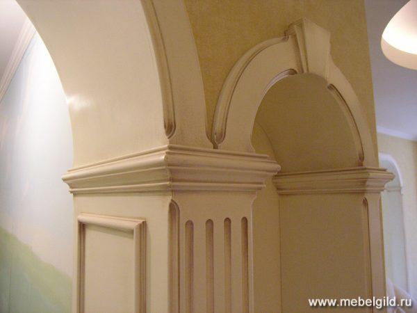 Изготовление элементов деревянного декора на заказ