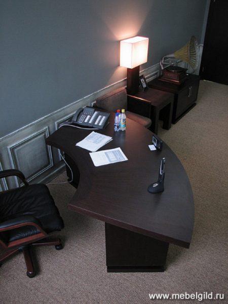 """Мебель для приемной и переговорной комнаты бизнес-центра """"Аэропорт"""""""