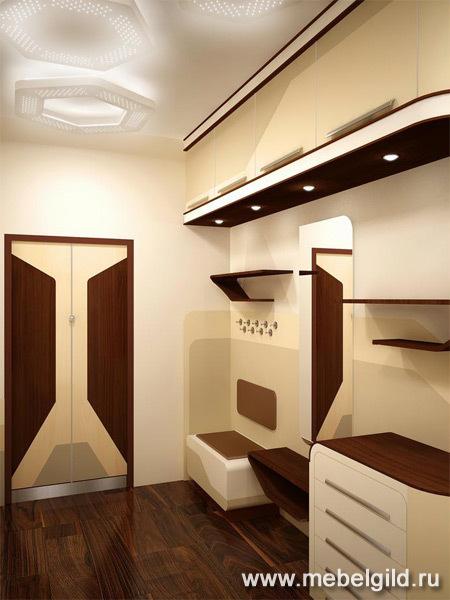 Стильная и эргономичная мебель для современной прихожей