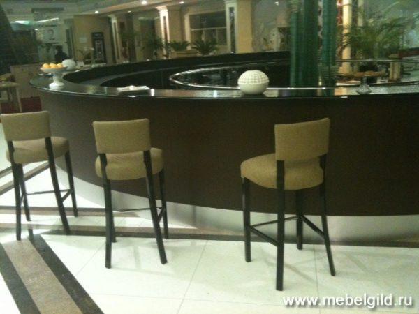 Барная стойка - стильный и функциональный элемент кухни